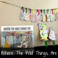Where the Wild Things Are Activity by Ruffles and Rain Boots