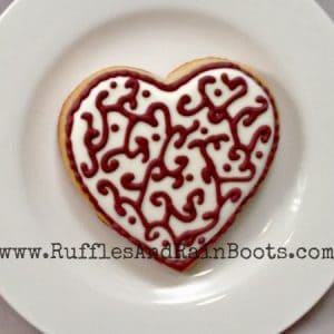 This is a picture of yummy goodness at RufflesAndRainBoots.com.