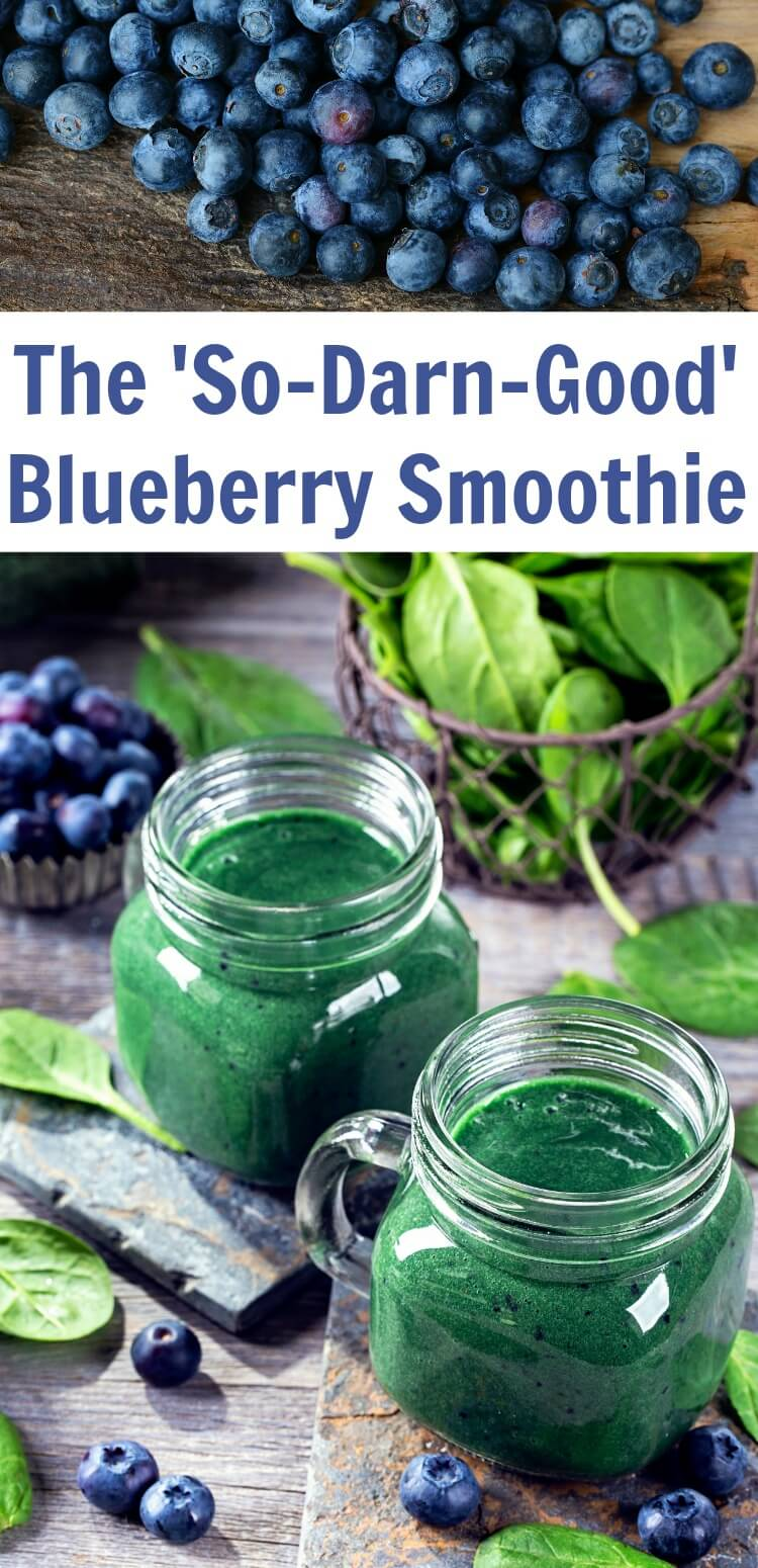 Make a kid-pleasing blueberry smoothie and smoothie treats with just a few ingredients you have on hand. #rufflesandrainboots #smoothierecipes #smoothie