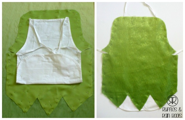 Prepare-Fabric-For-TinkerBell-Dress-w