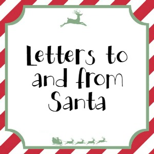 Free Letters from Santa | Ruffles and Rain Boots