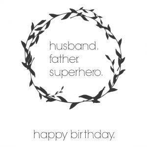 6 Free Printable Birthday Cards For Husbands