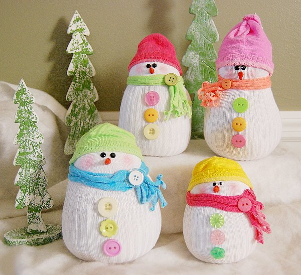 DIY Sock Toys and Tutorials for Gifts, Easter, Christmas, and More!
