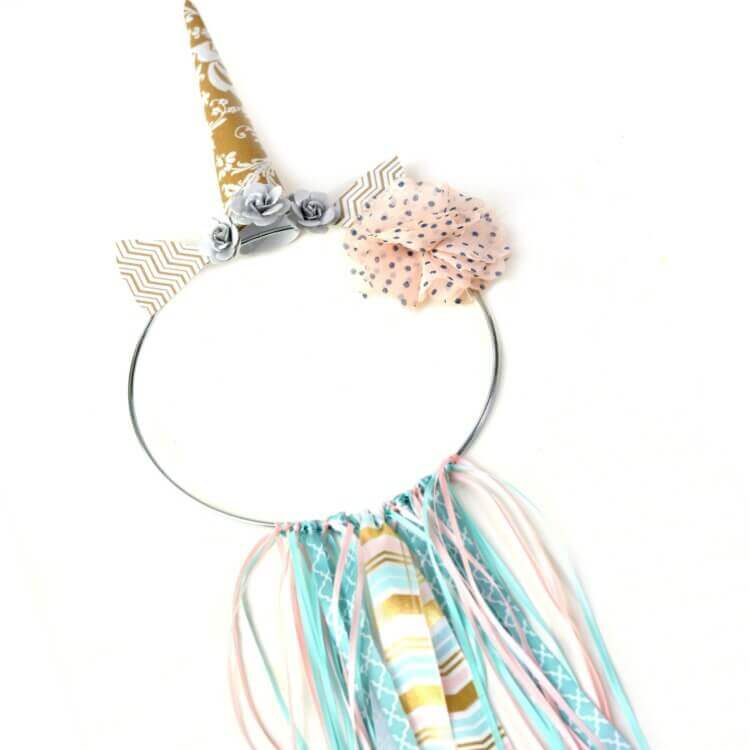 the cutest unicorn decor a unicorn craft
