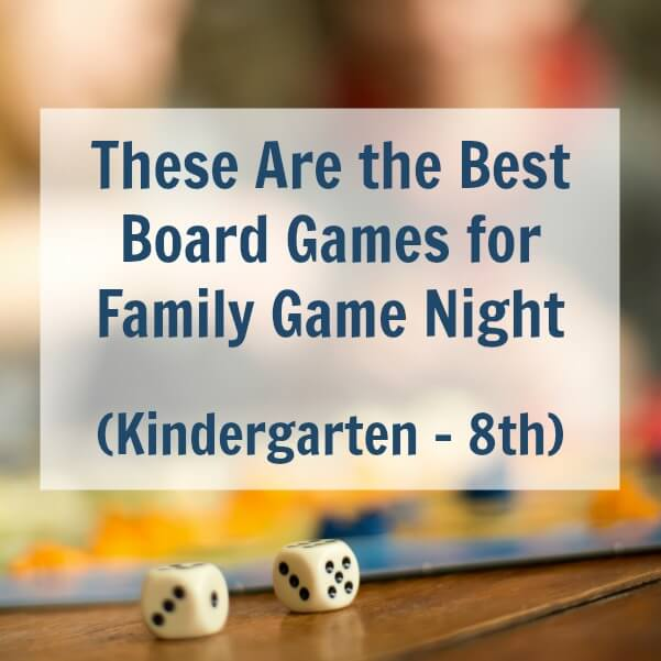 10 of the Best Family Board Games – Promise, They Don't Stink!