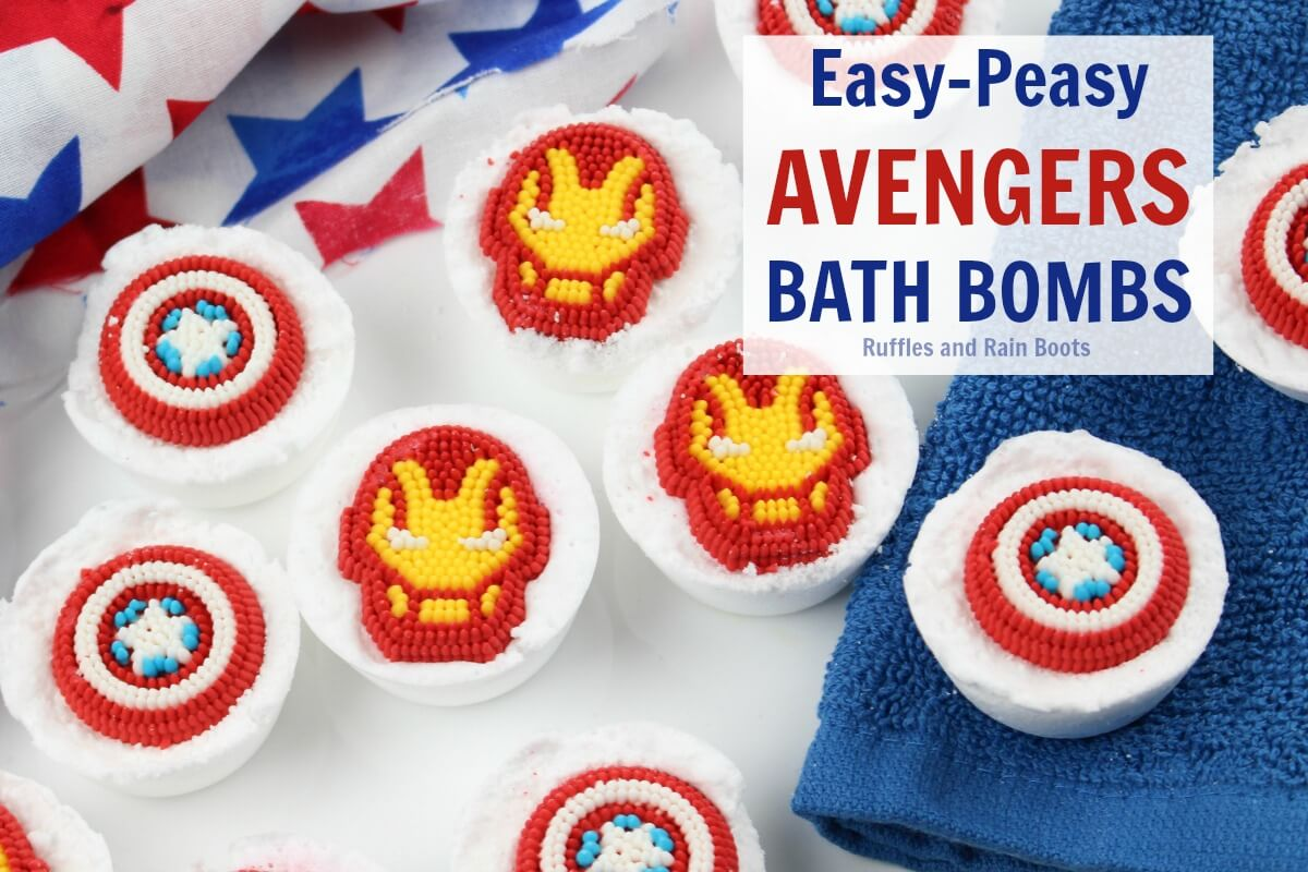 This fun Avengers craft will have any little one smiling
