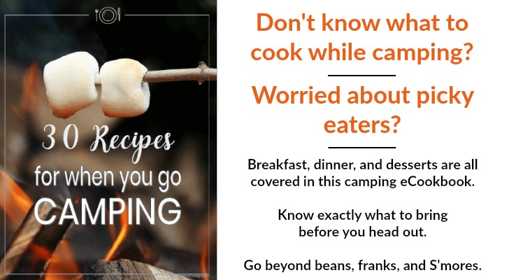 camping meals camping recipes what to cook when camping