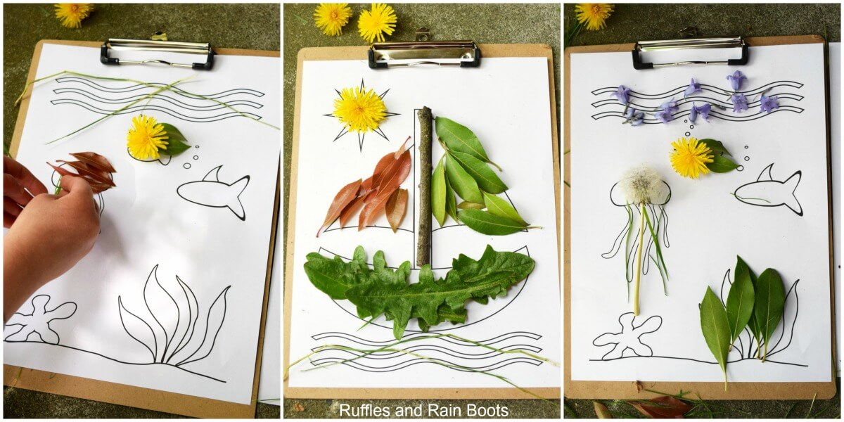 Outdoor play and Free Loose Parts Guide