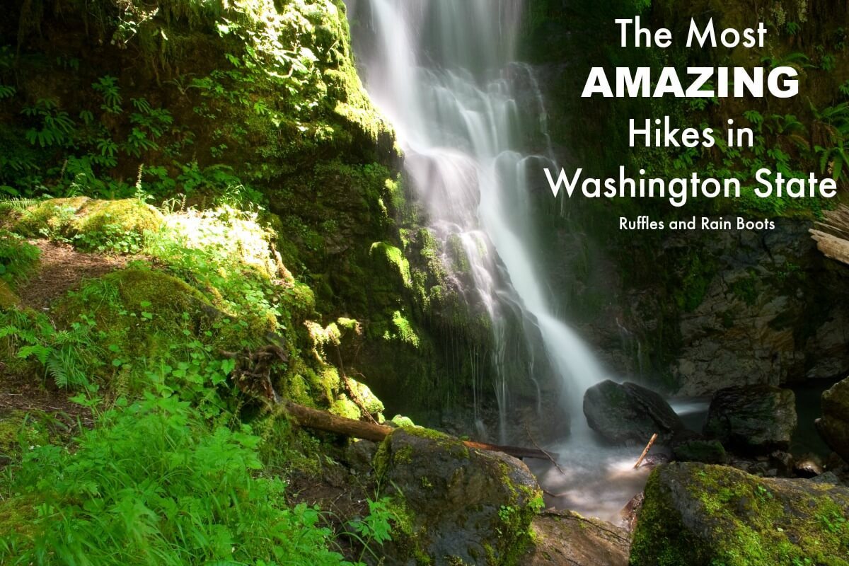 The best hiking trails in Washington state for hikes day trips and camping