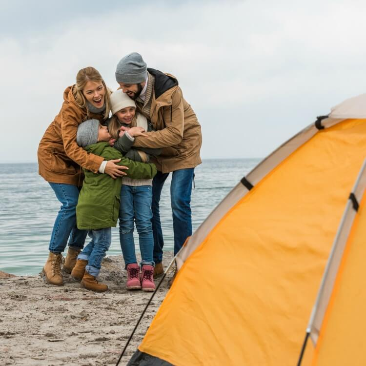 Biggest Benefit of Camping with Kids