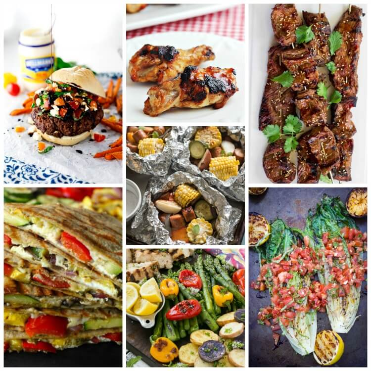 Grilled Campfire Recipes