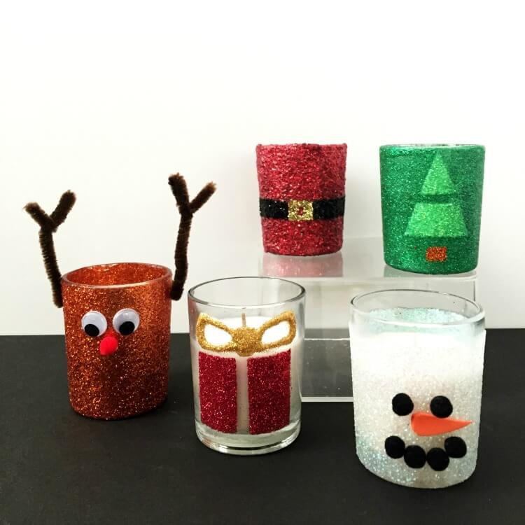 DIY Christmas Candles – An Easy Christmas Gift Idea