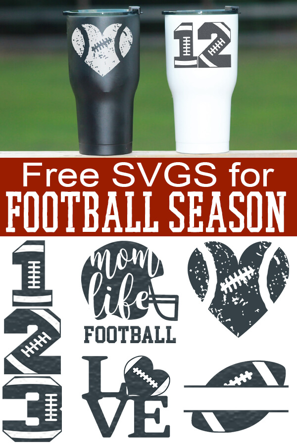 Football Cutting Machine SVG files and projects