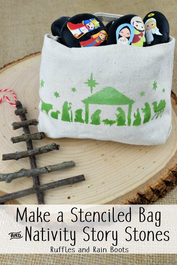how to use a stencil on canvas - tips for using stencils