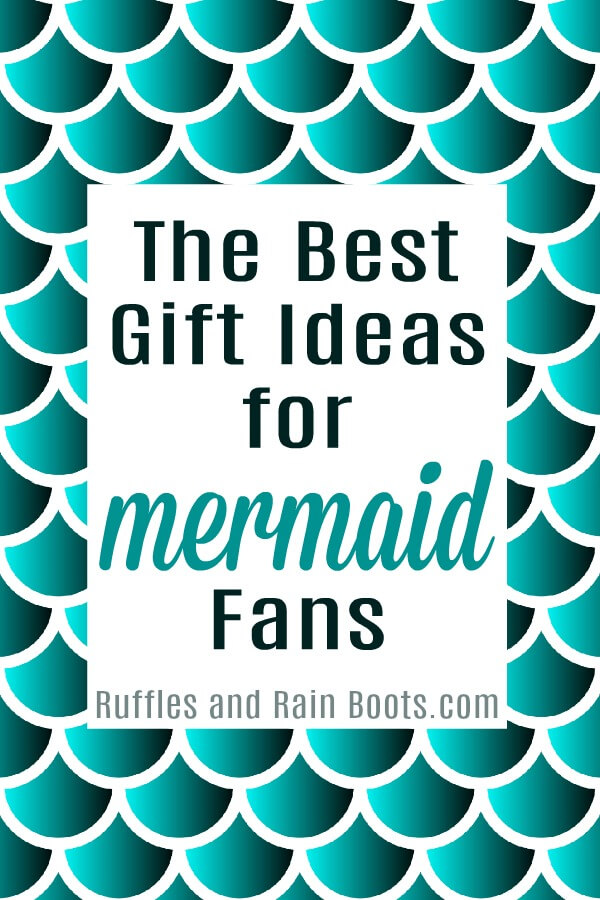 The Best Gift Ideas For Mermaid Fans