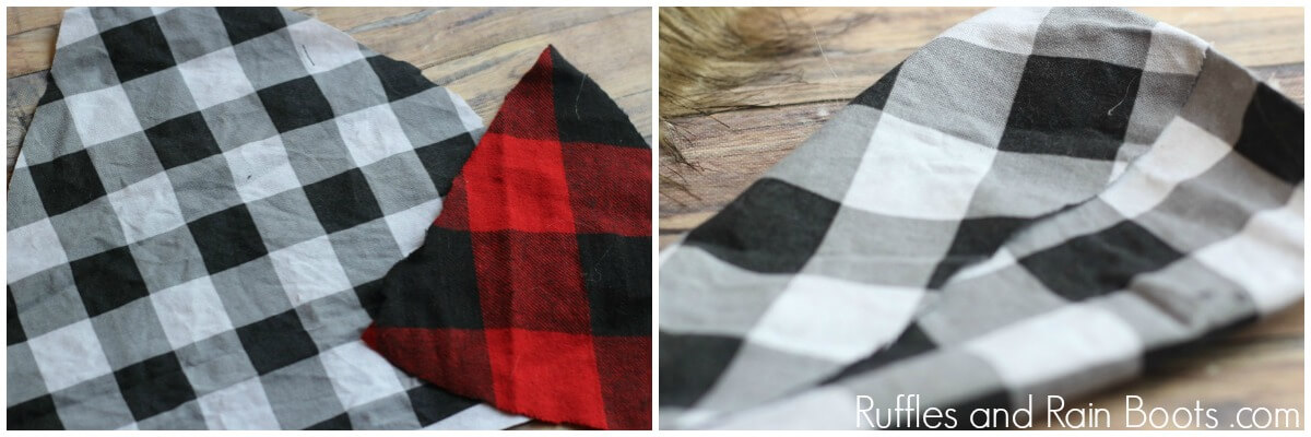 How to make a gnome hat for Christmas gnomes or Swedish tomte