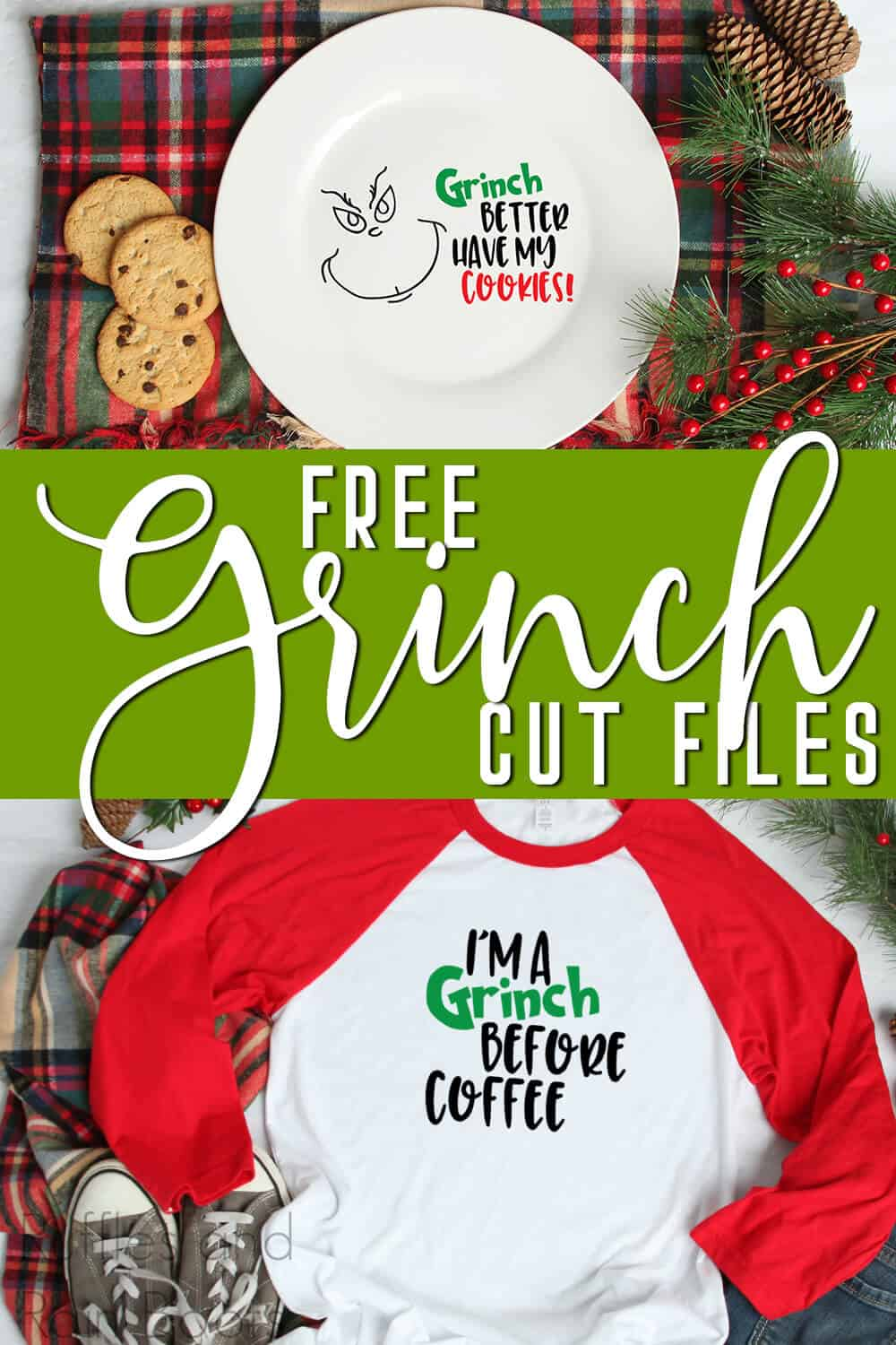 Free Grinch Svgs Resting Grinch Face Svg And So Many More