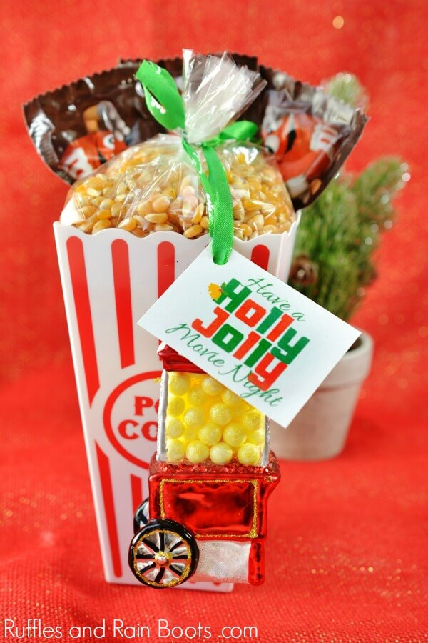 Easy Movie Gift Idea for Movie Buffs