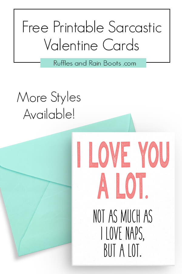 Funny Valentines Day Cards for Husbands