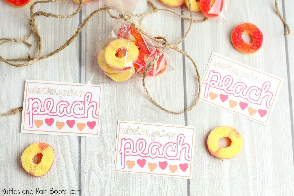 How to make easy classroom Valentine cards for kids