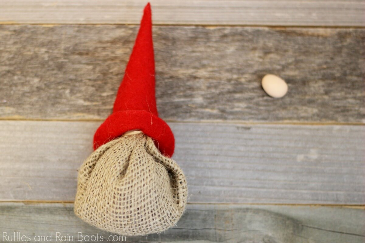 Learn how to make a gnome hat