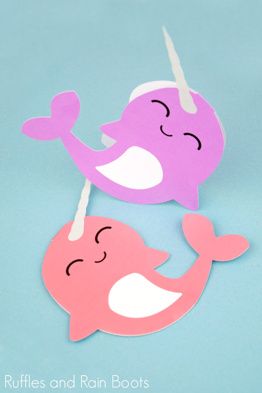 narwhal cut files for crafts
