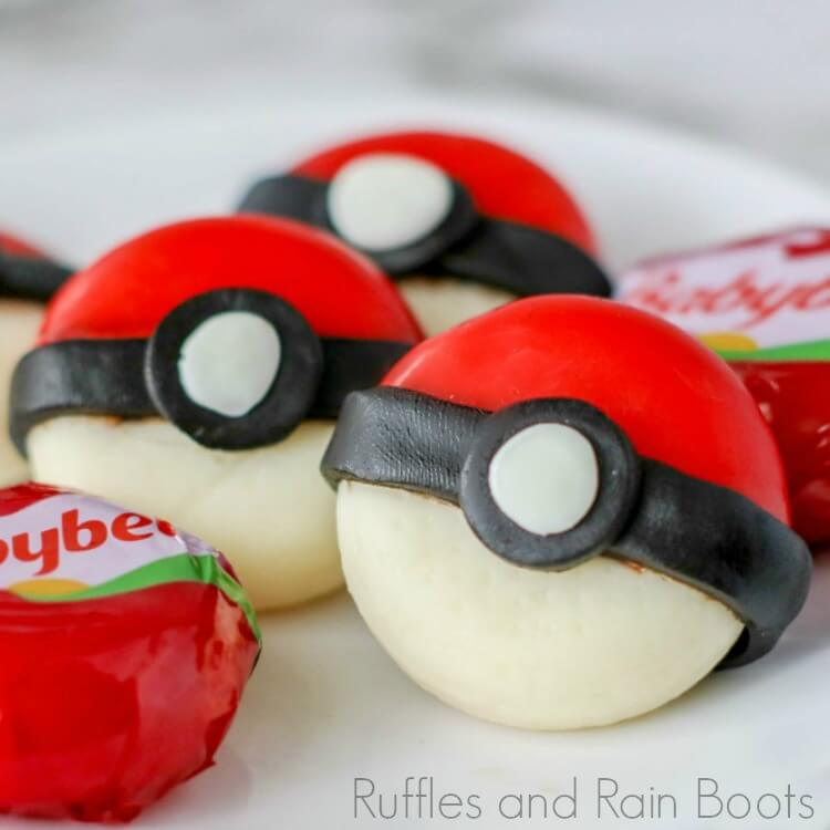 Pokémon Pokéball Cheese Snack – So Much Fun!