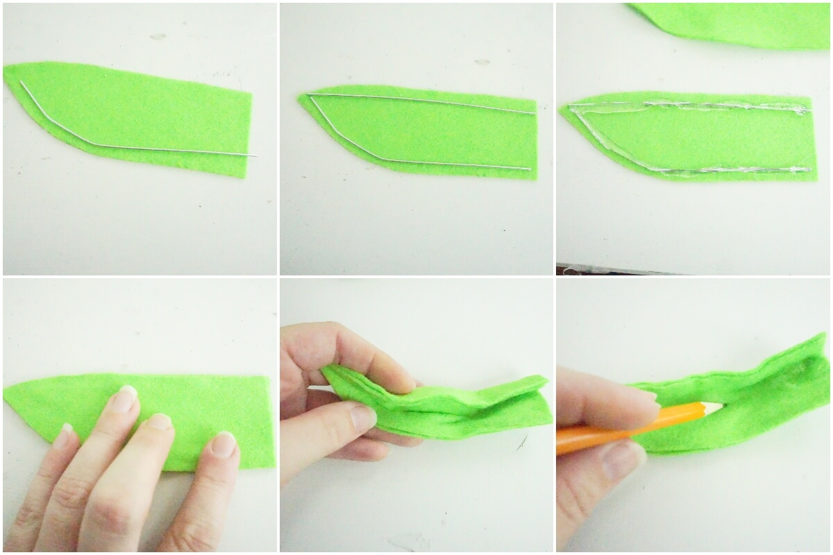 photo collage of how to make star wars mickey ears for disney with yoda