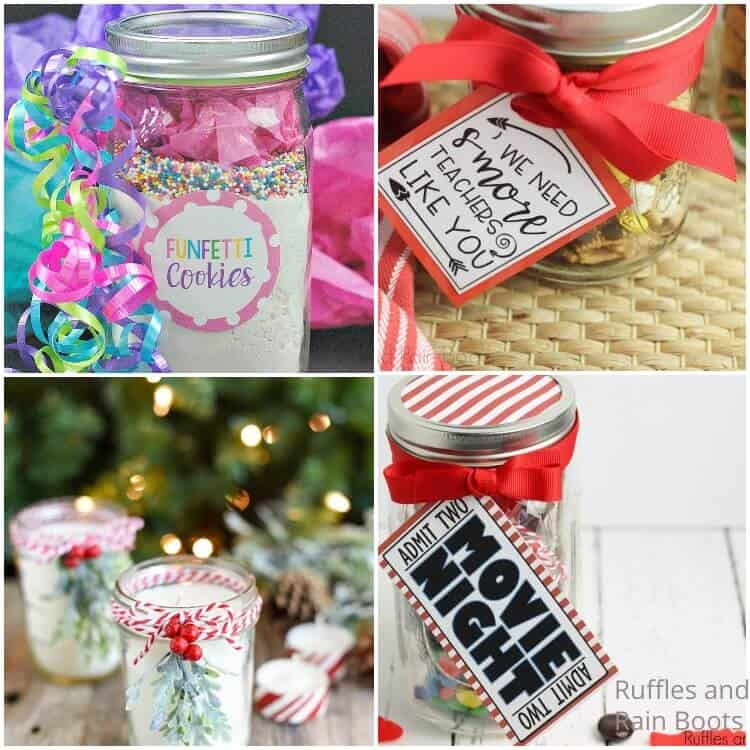 Best Gift In A Jar Ideas For Christmas And Other Occasions