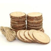 Wood Round Slices