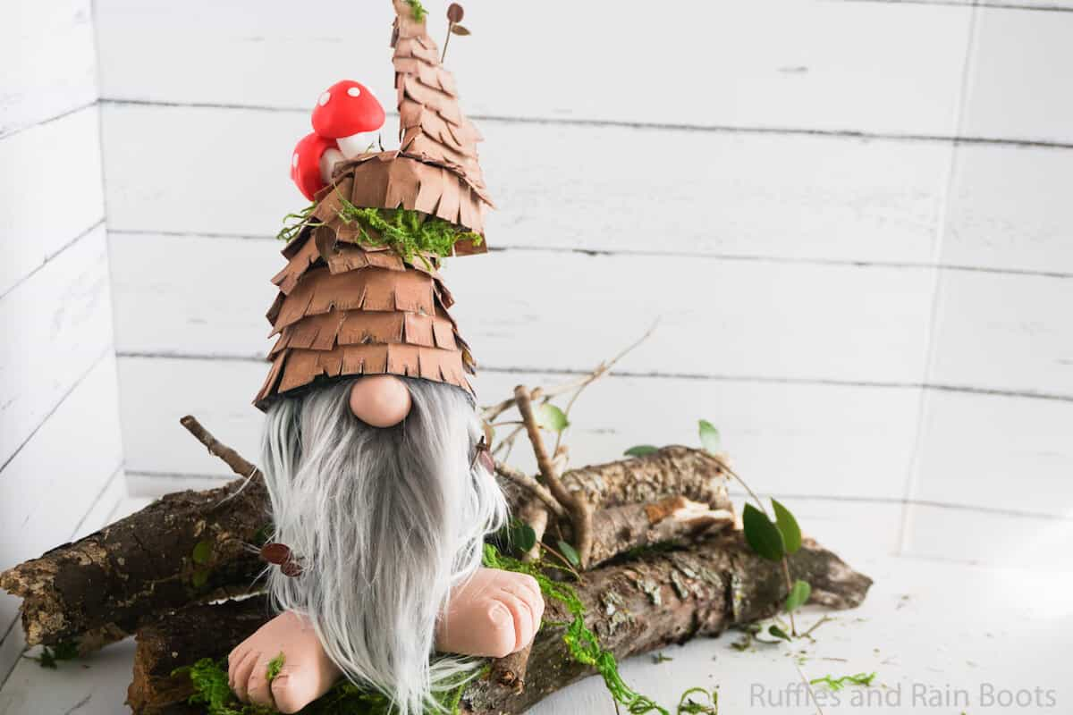 how to make a forest gnome
