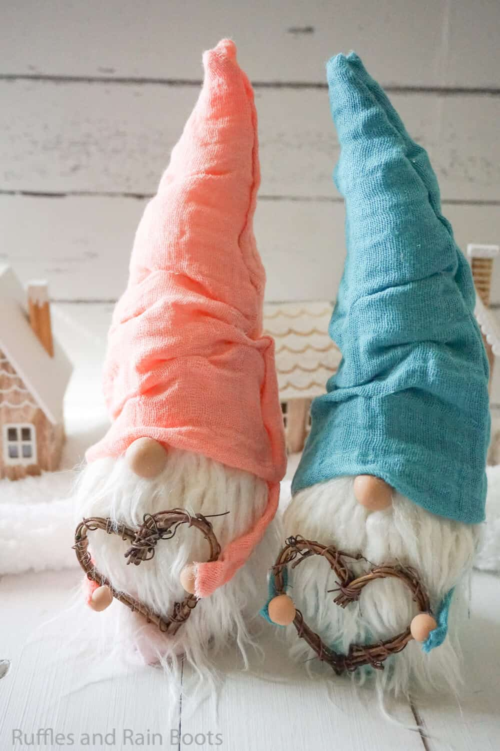 how to make a gnome witihout sewing