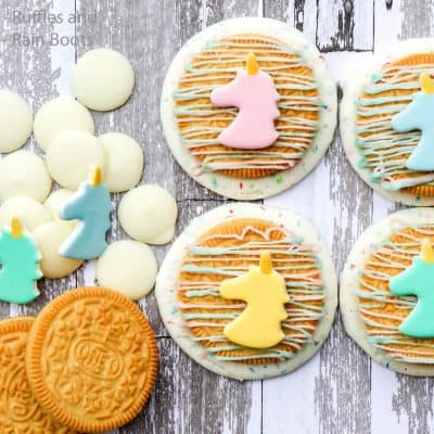 Make These Easy Unicorn Cookies for a Unicorn Party