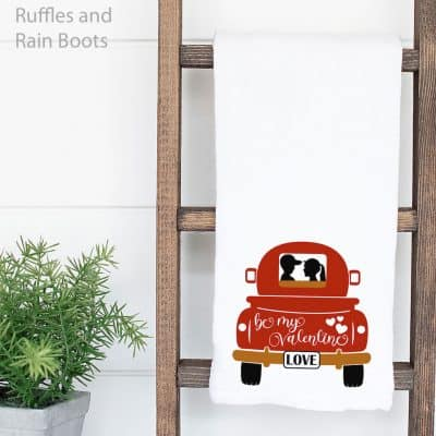 Grab These Adorable Back of Farm Truck SVGs!