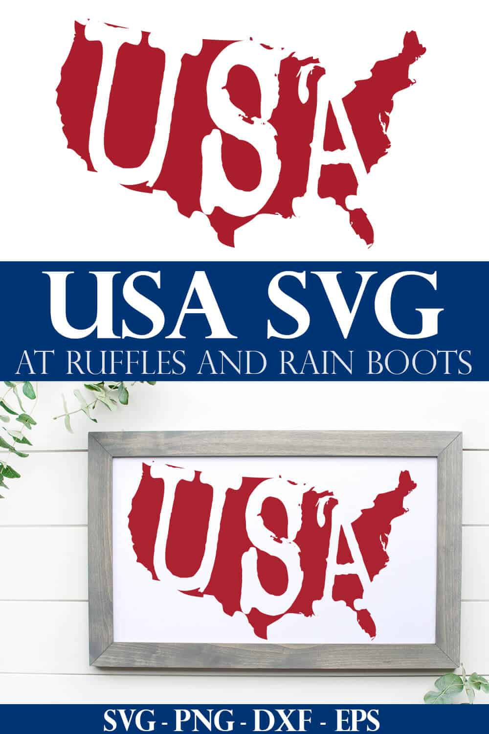4th Of July Svg Files For Independence Day Cricut And Silhouette Crafts