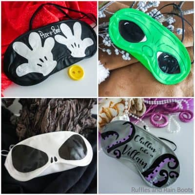 These Easy Disney Sleep Masks Make Perfect Fish Extender Gifts!