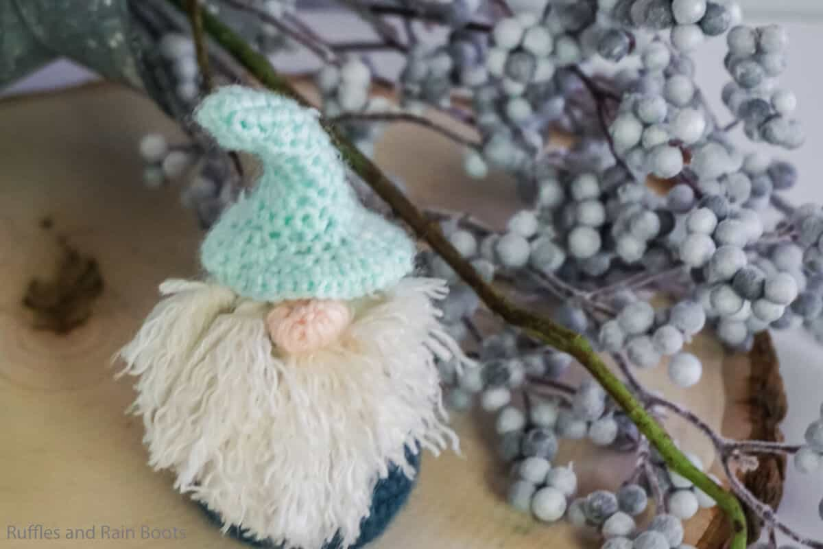 free crocheted gnome pattern
