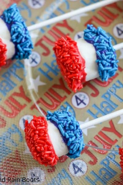 easy july 4th marshmallow snack for kids