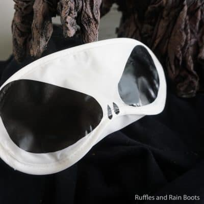 This Creepy-Cool Jack Skellington Sleep Mask is the Perfect Fish Extender Gift Idea!