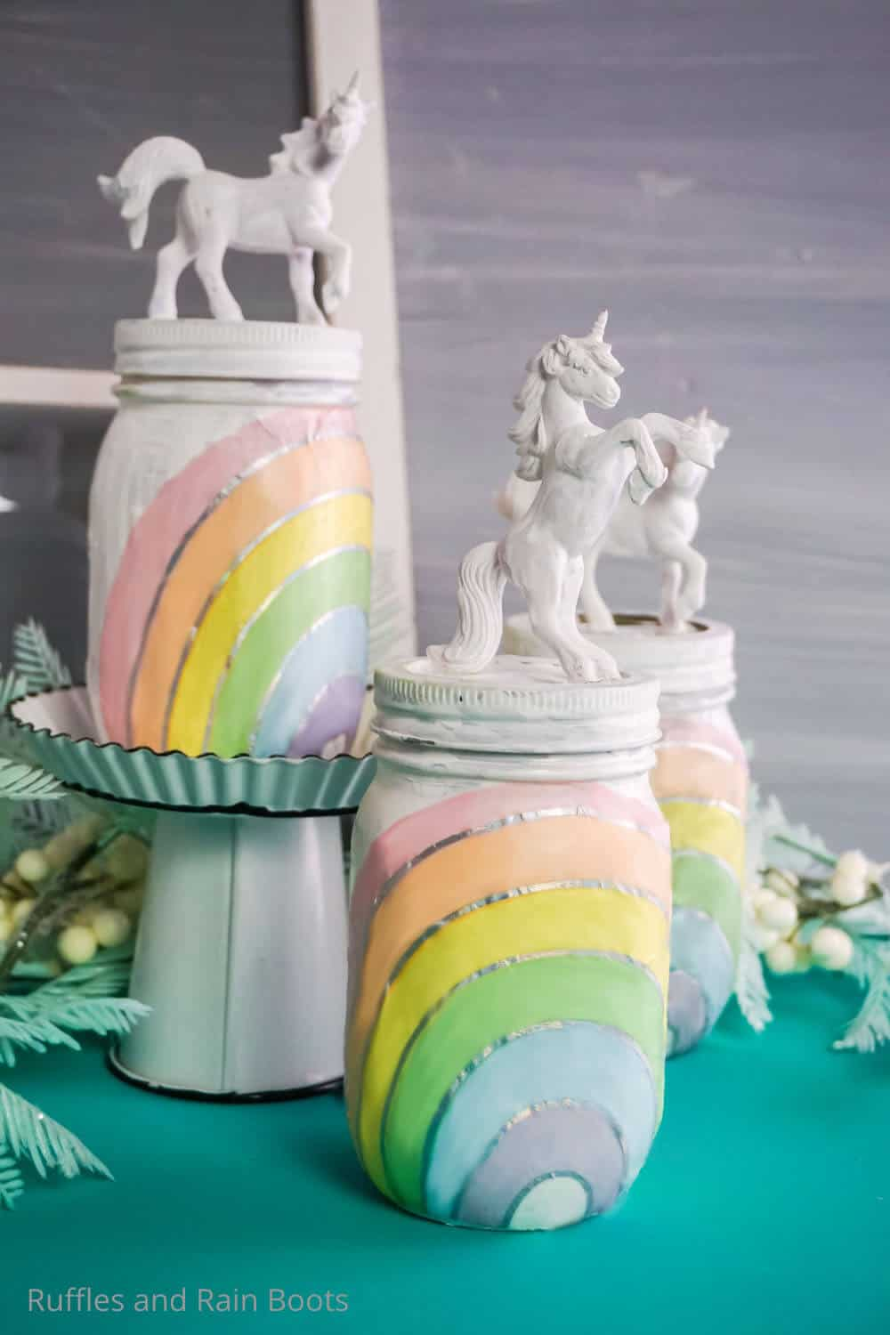 easy unicorn jar nightlights
