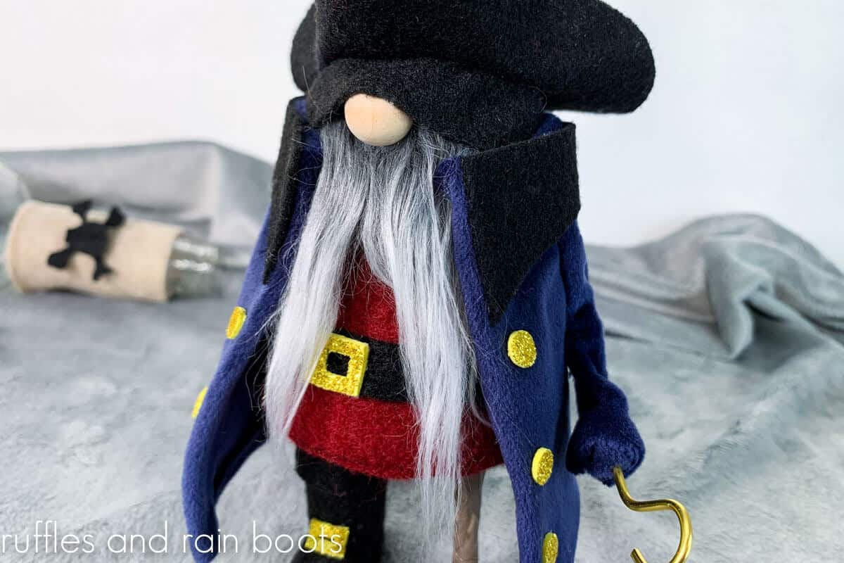 Pirate Gnome from Ruffles and Rain Boots