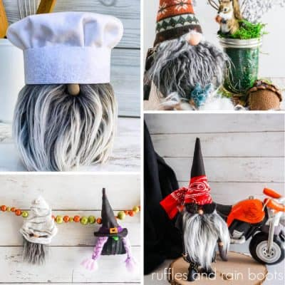 How to Make Gnomes: The Best Gnome Making Supplies