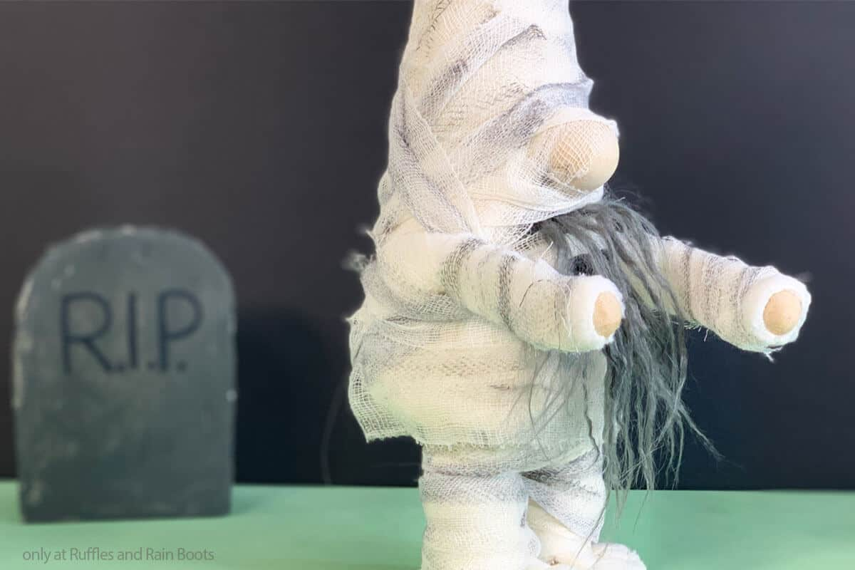 easy gnome pattern for halloween