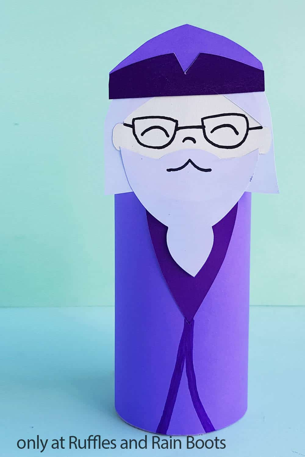 harry potter movie dumbledore paper doll