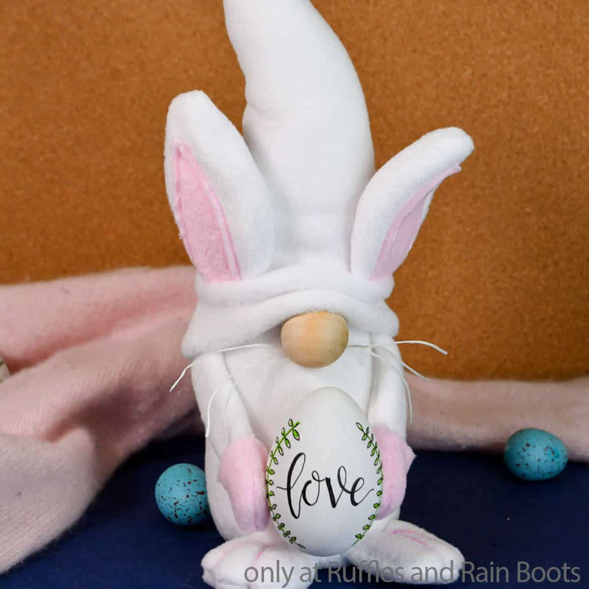 bunny gnome sewing pattern