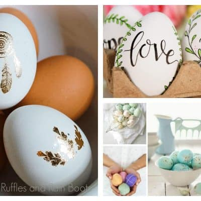 Fun Easter Egg Ideas for the Sweetest Holiday