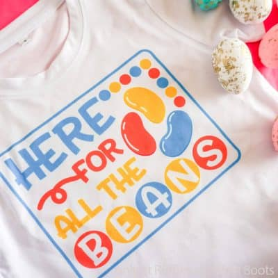 Make this Adorable Easter Shirt for Kids with Sublimation in Minutes!