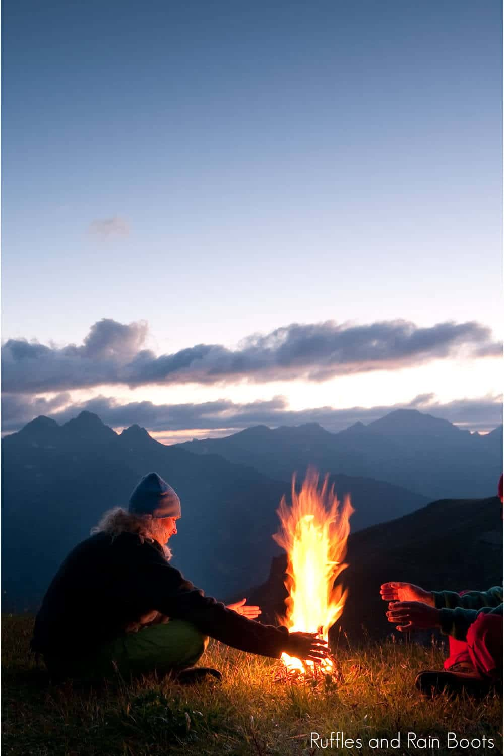 tips for going on your first camping trip