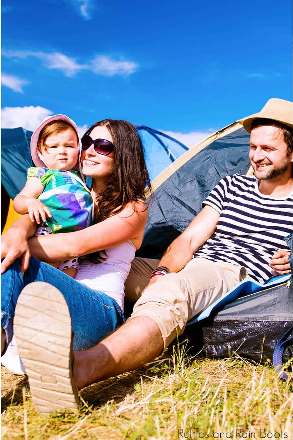 tips for camping with your toddler