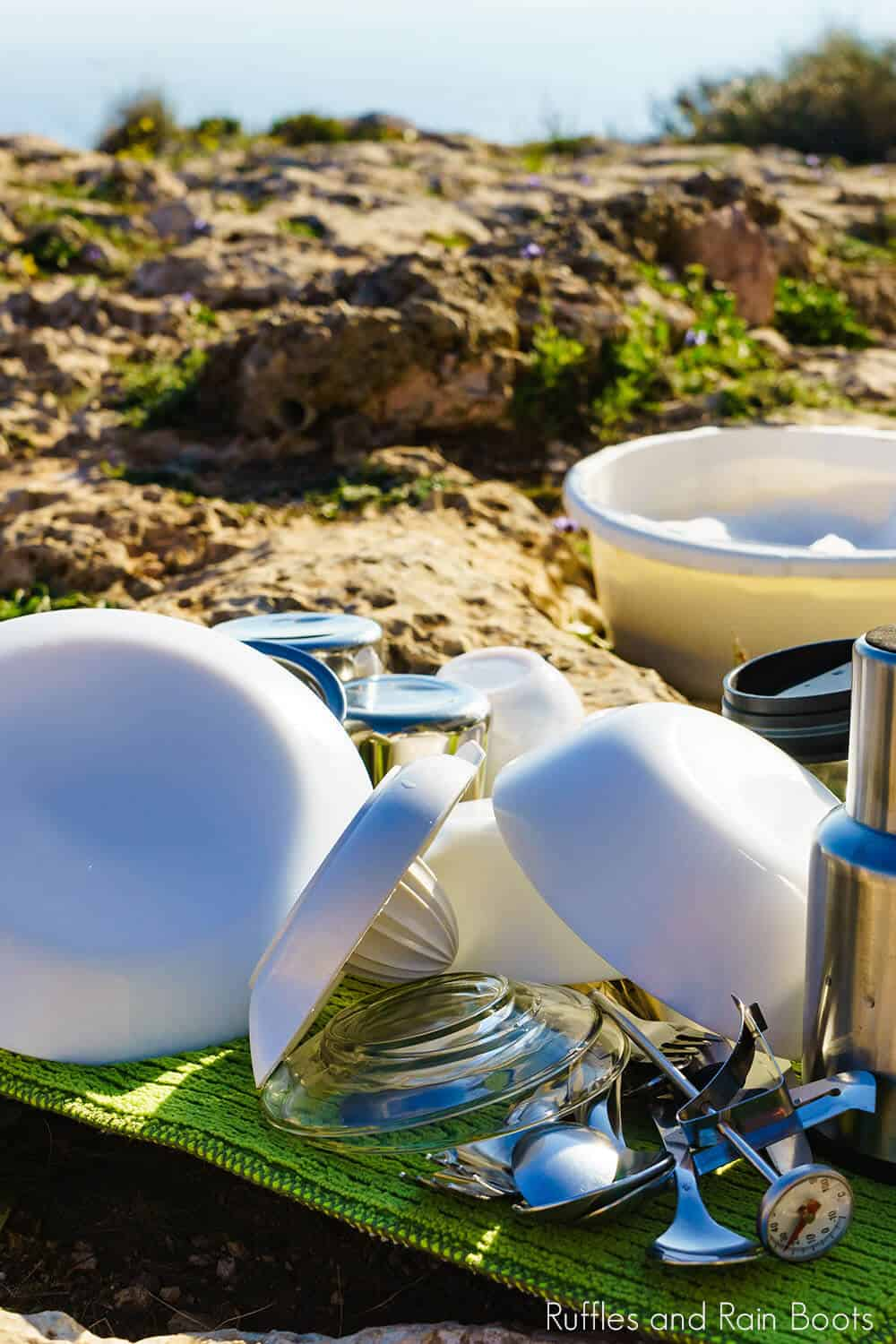 tips to clean dishes environmentally friendly